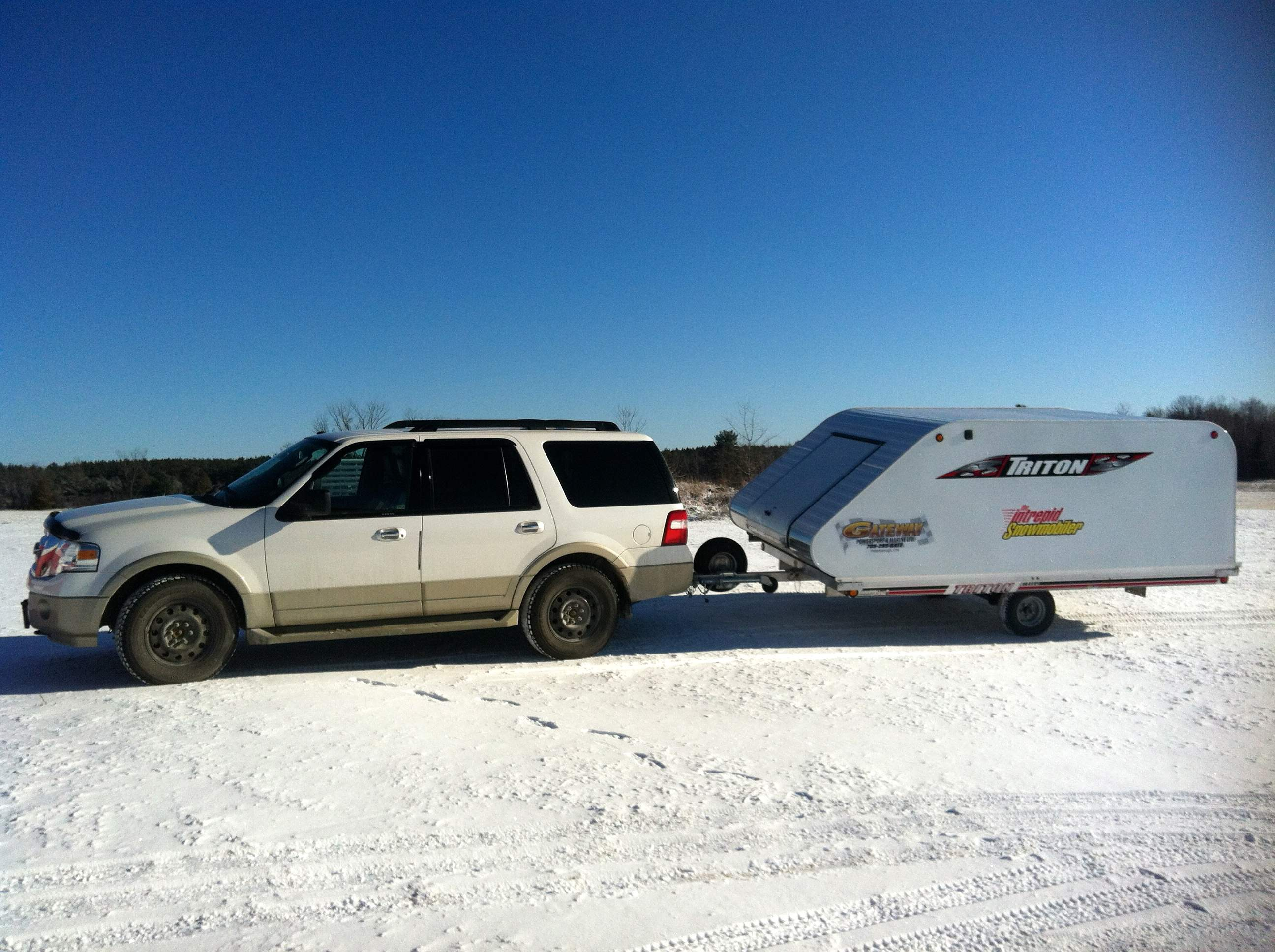 Snowmobile Tow Vehicle Best Tips