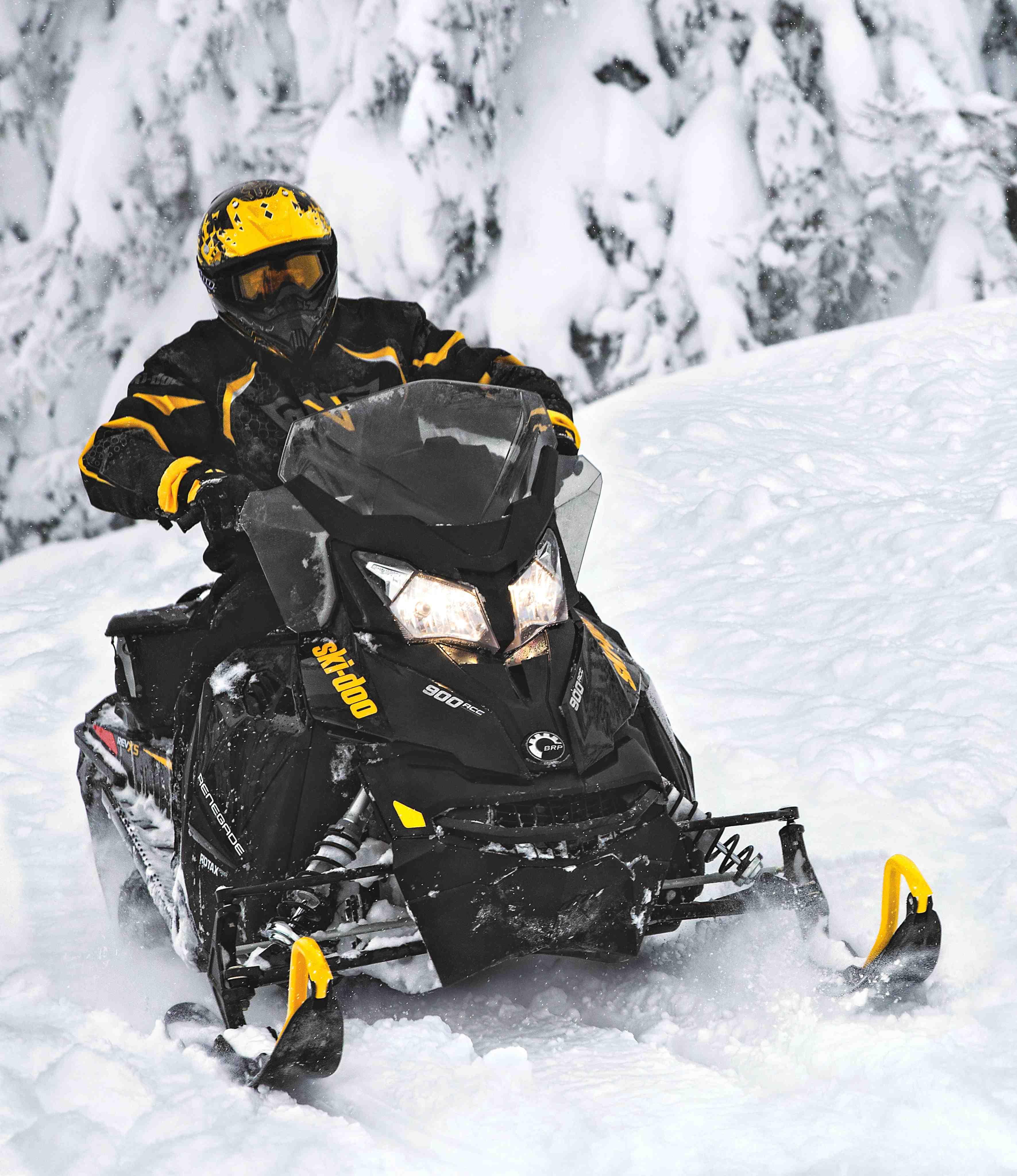 Ski Doo Renegade Adrenaline Product Review