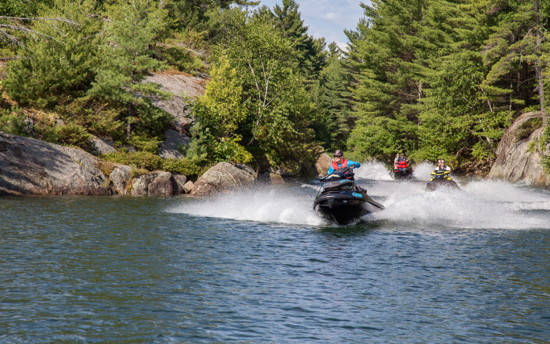 Summer Sledding Is Next Best Thing For Snowmobilers