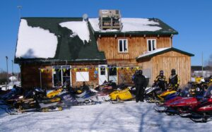 buy used snowmobiles