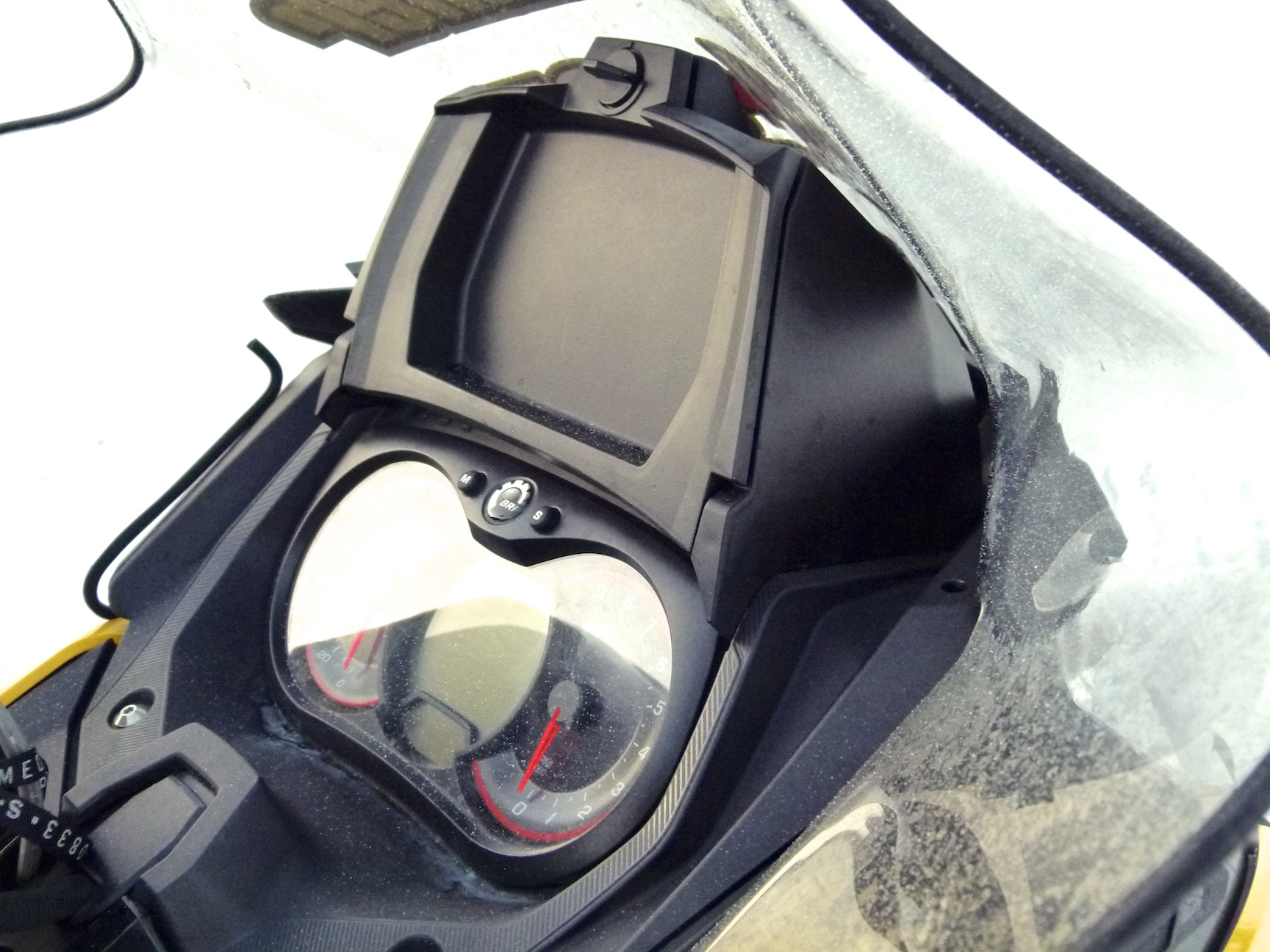 Snowmobile Glove Box Ski-Doo Product Review