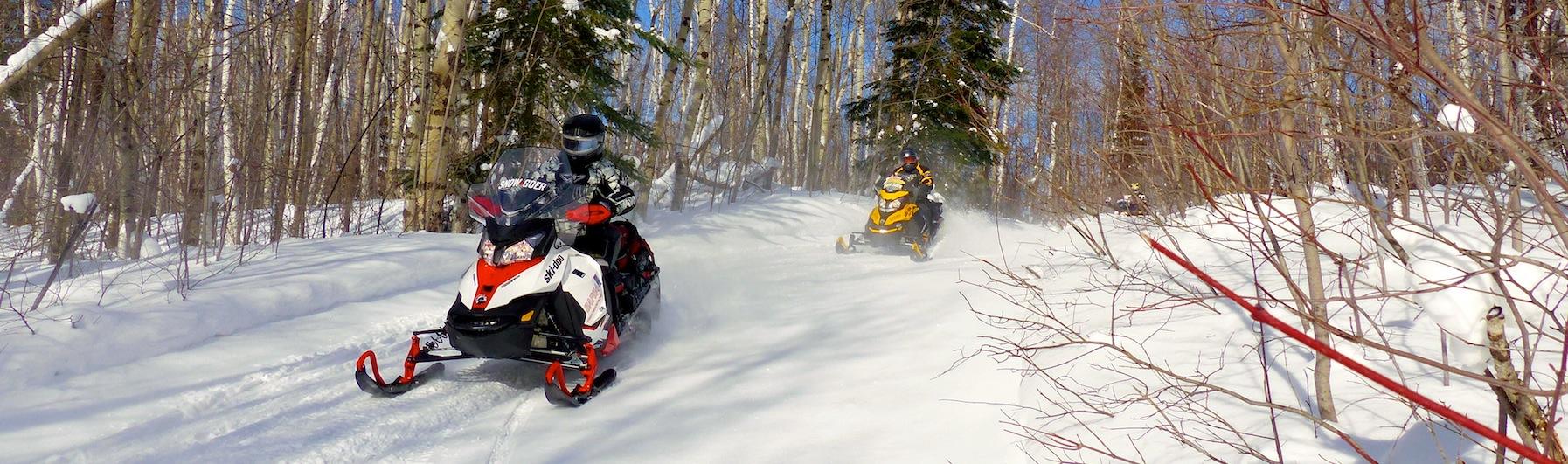 Northeastern Ontario Snow Tours