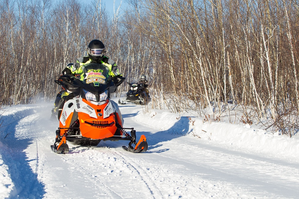 My 2015 Snowmobile Stats