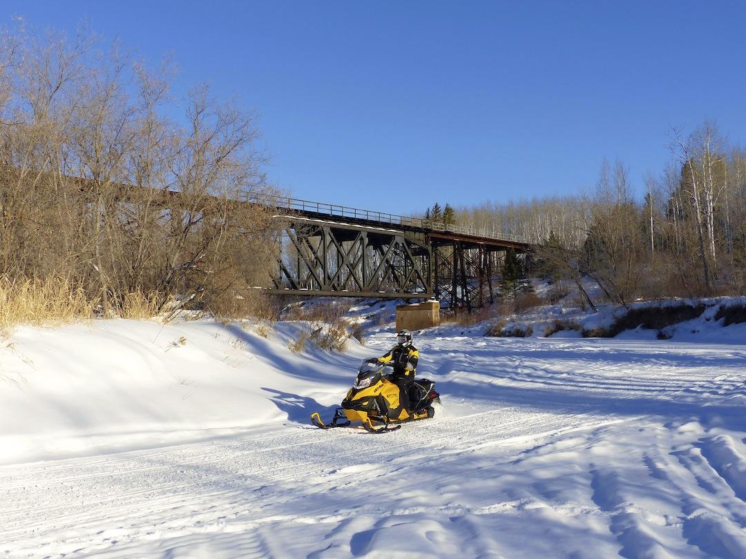 Snowmobile Eastern Saskatchewan Tour Planner