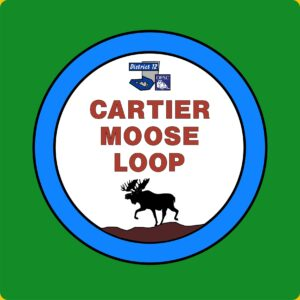 snowmobile northeastern ontario loops - Cartier Moose Loop