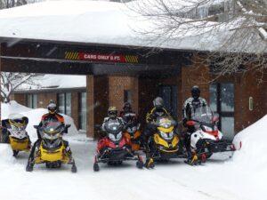 snowmobile northeastern ontario ComfortKL