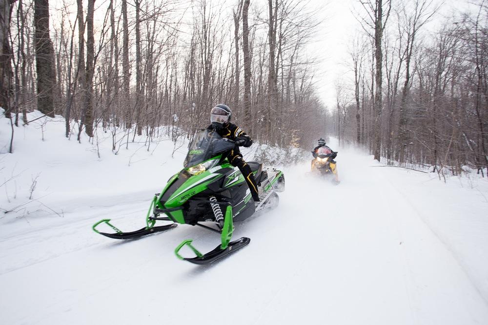 Snowmobile Orillia Ontario Tour Planner