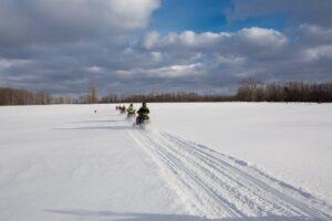 Snowmobile Orillia