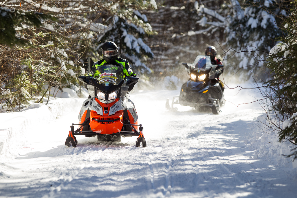3 Day Snowmobile Tour Blitz Rides