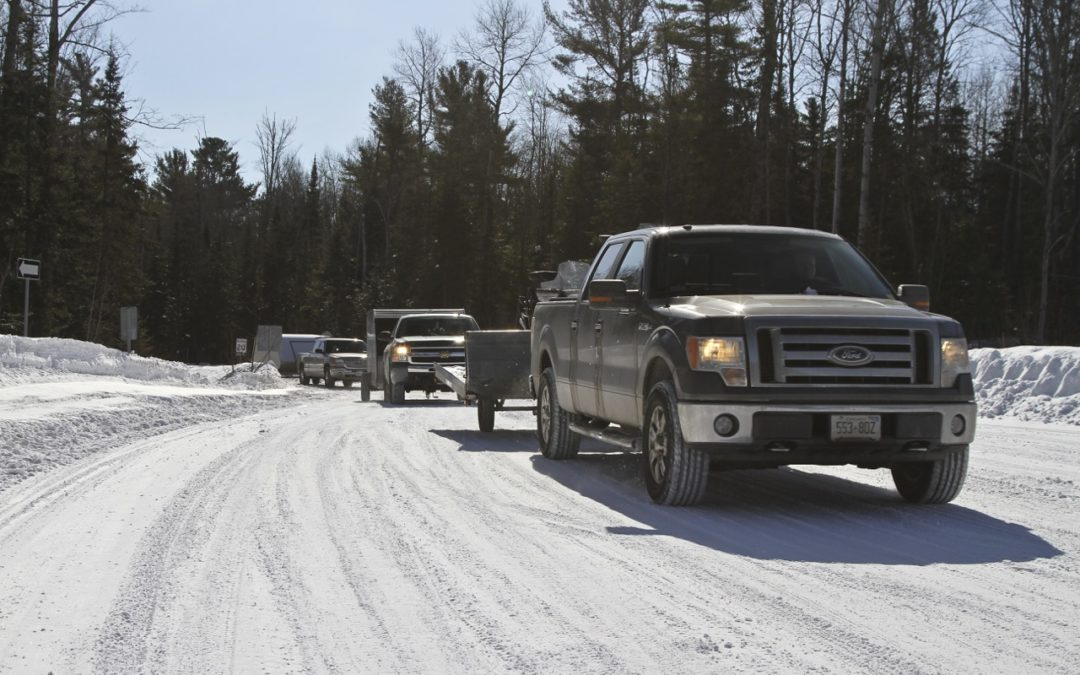 Snowmobile Trailering Tips Best Safety Advice