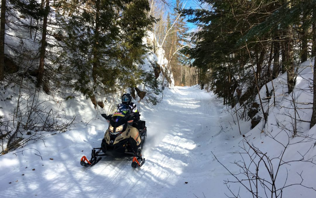 Trailer To Snow for Best Snowmobiling