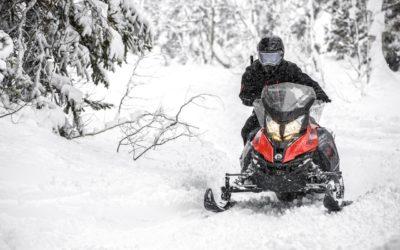 Ski-Doo Renegade Enduro Snowmobile Review