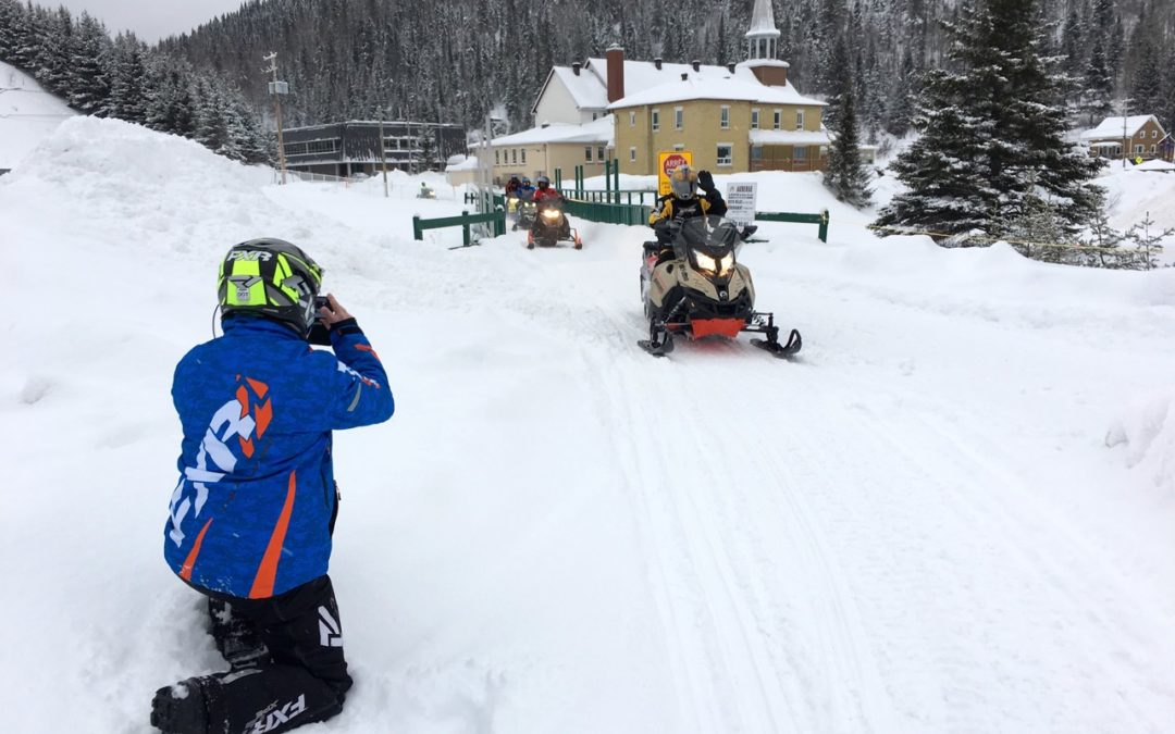 Snowmobiling Photo Shoot Best Tips & Advice