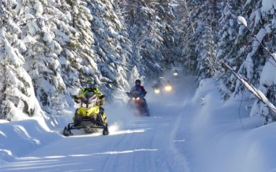 Abitibi-Témiscamingue Embraces Winter